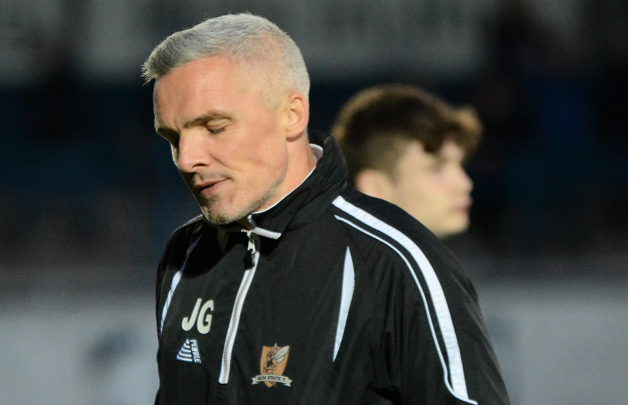 Jim Goodwin admits his frustrations after watching his side throw away a two-goal lead