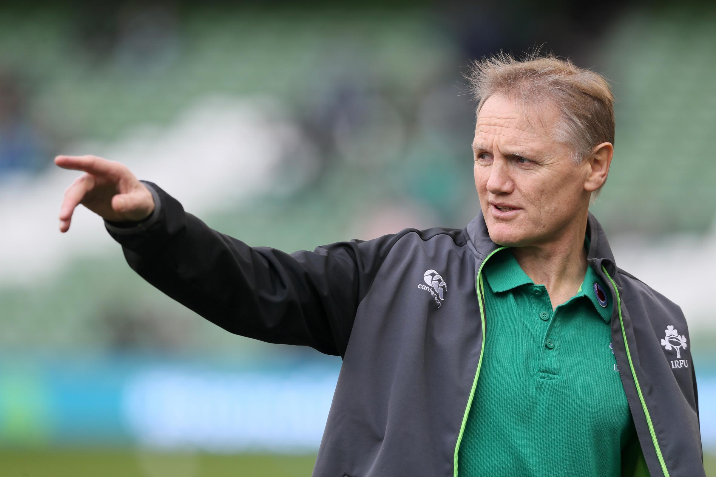 Joe Schmidt, pictured, has been hailed as the best coach in world rugby (Brian Lawless/PA)