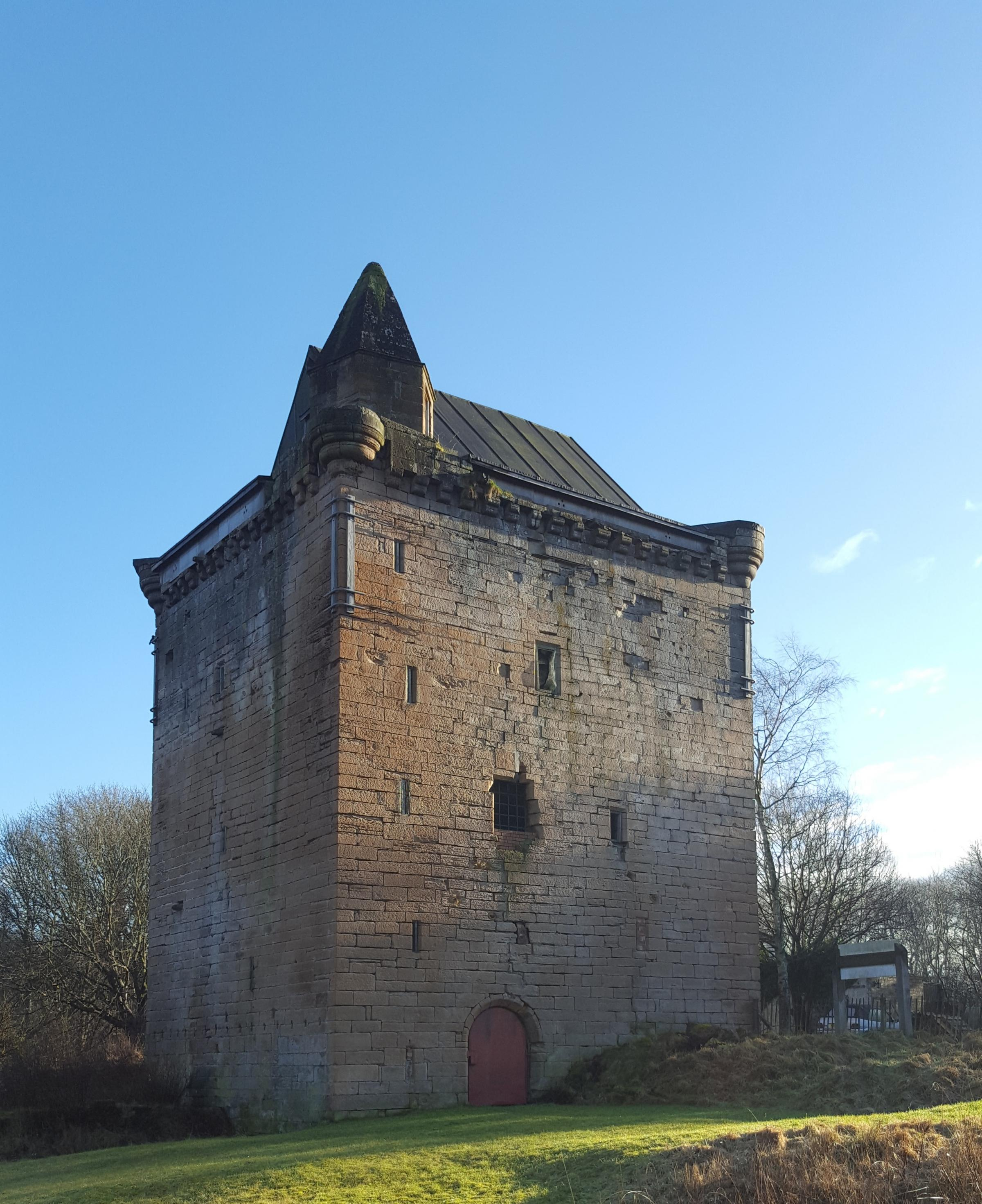 Sauchie Tower