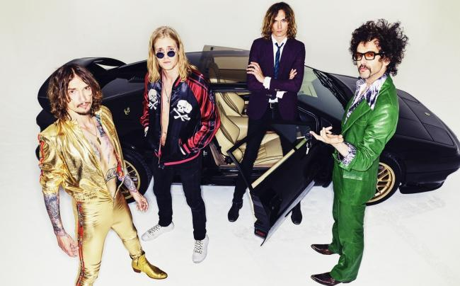 The Darkness have been announced for Midstock