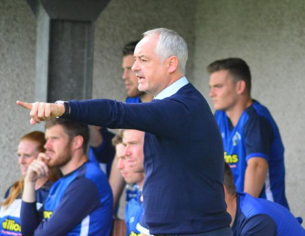 Alloa and Hillfoots Advertiser: Queen's Park are now managed by former Falkirk and Morton boss Ray McKinnon