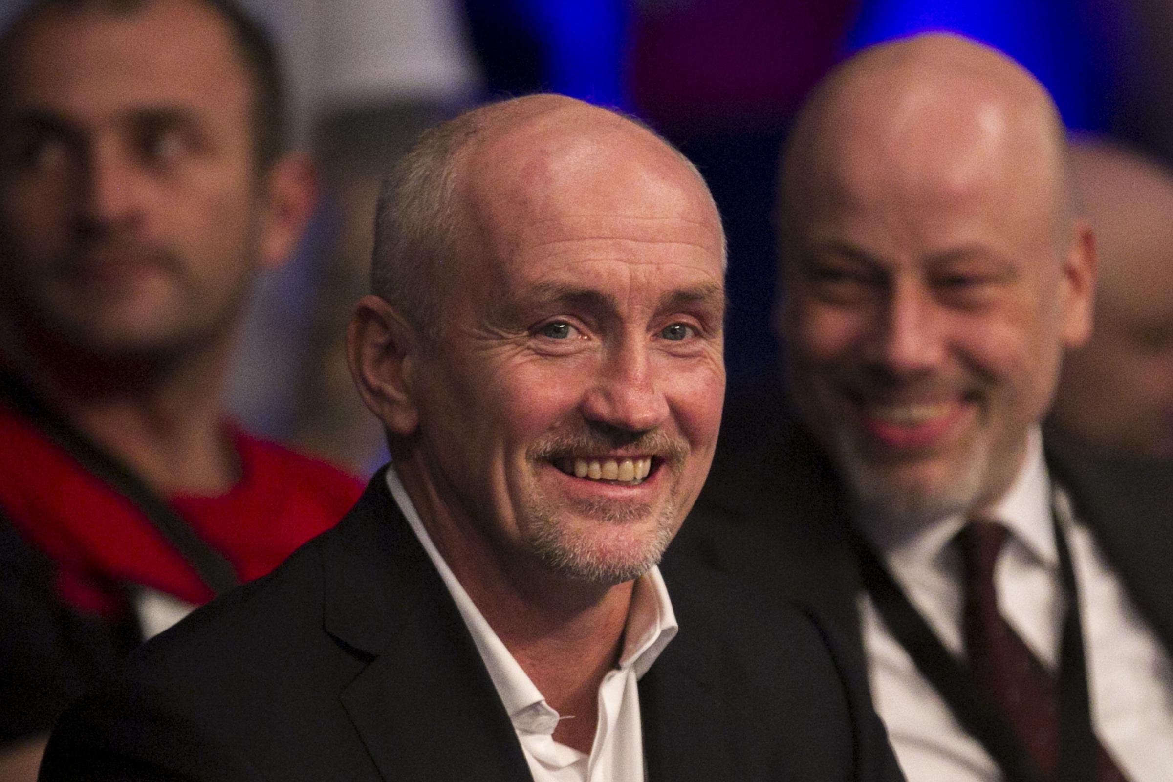 Barry McGuigan has called for an increase in free-to-air boxing