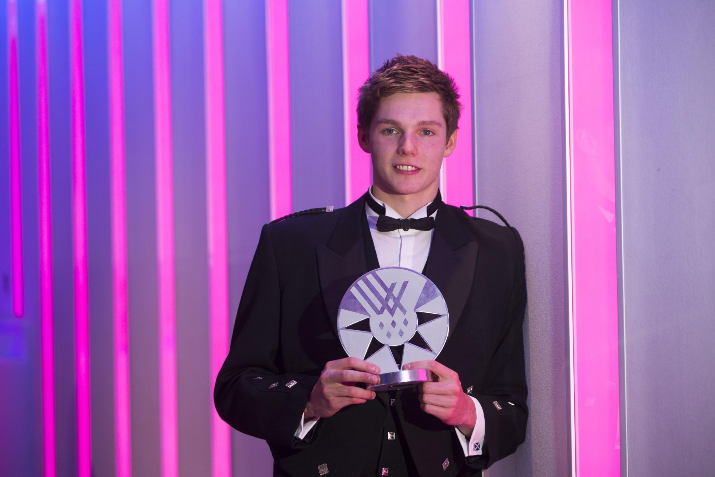 Duncan Scott wins athlete of the year, with Steven Tigg named coach of the year