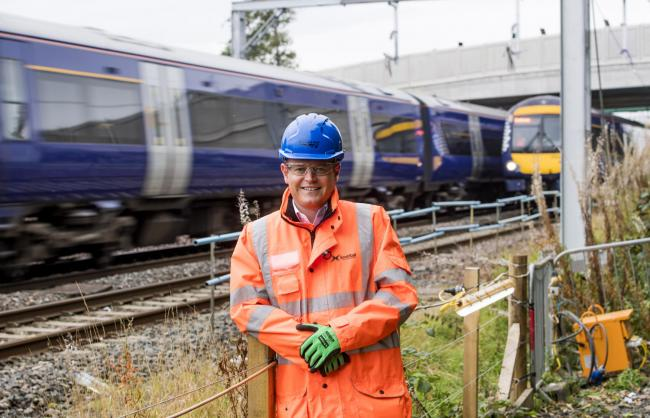 ScotRail promises faster journeys for Alloa commuters   Alloa and