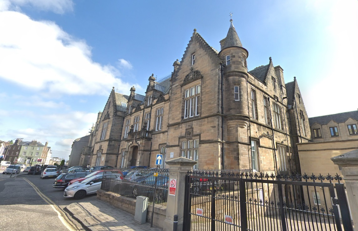 The case called at Stirling Sheriff Court this week