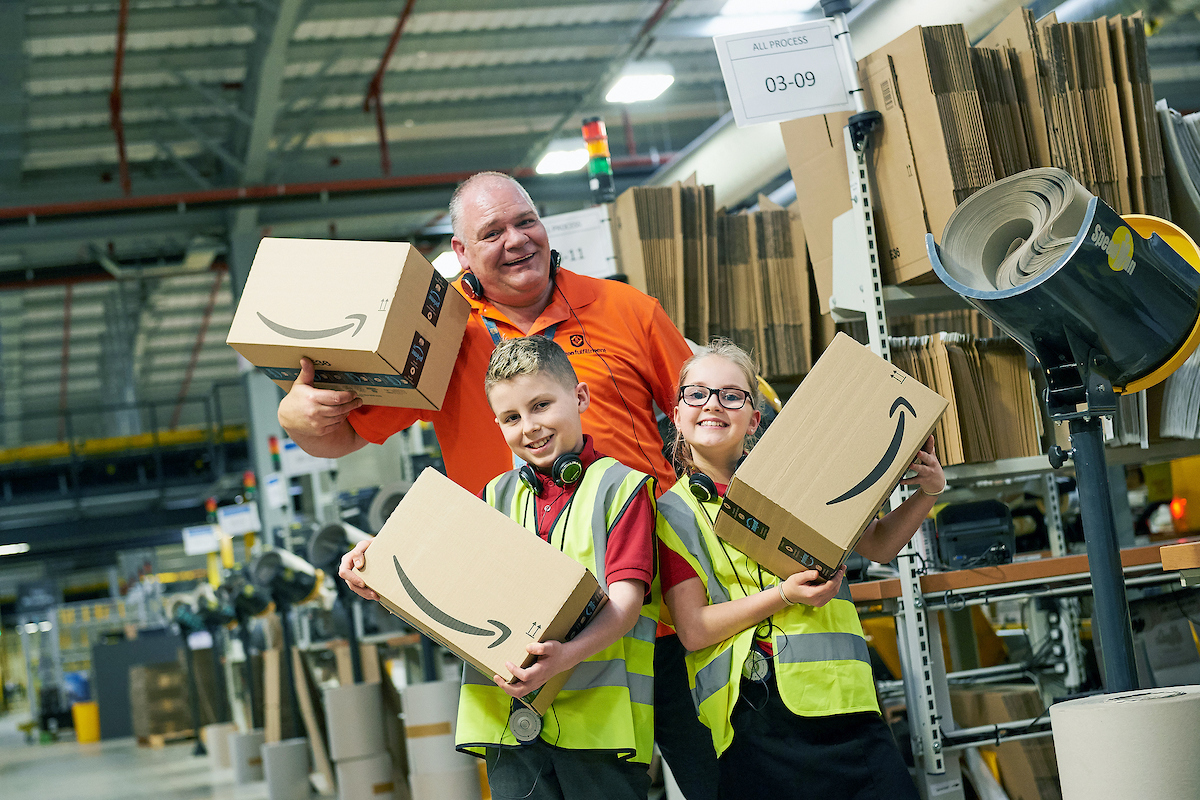 Amazon Dunfermline Public Tours
