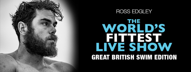 Ross Edgley | The World's Fittest Tour