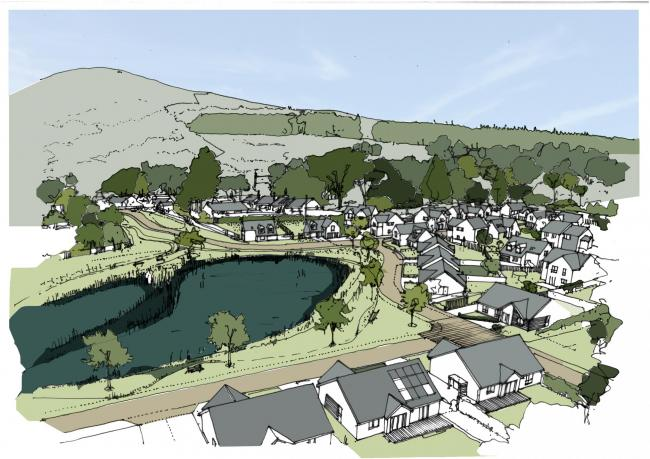 The proposal has been submitted to Clackmannanshire Council