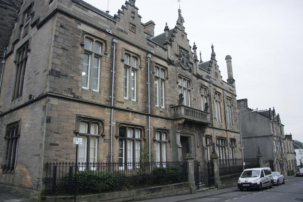 Alloa Sheriff Court