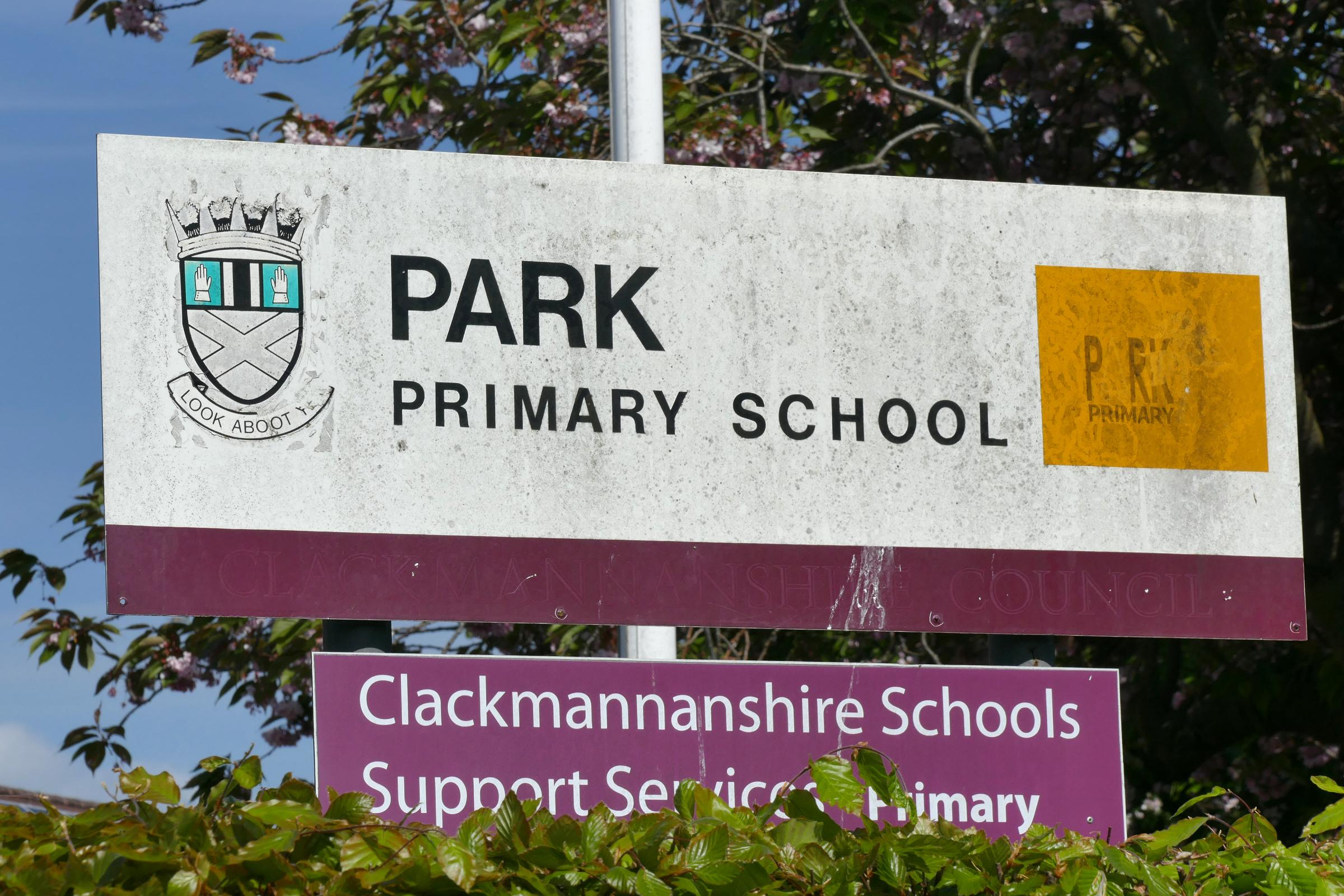 The initiative has been launched at Park Primary School