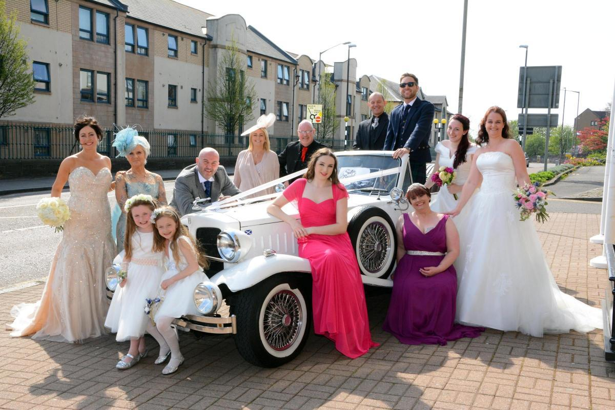 The show will give those planning weddings the chance to speak with a range of different exhibitors