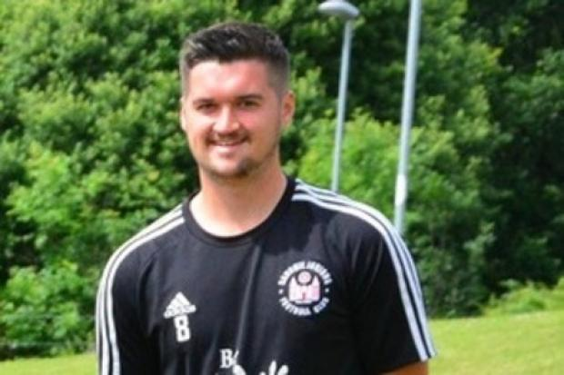 INCOMING: Sauchie coach Darren Petrie reveals his side are on the verge of three major signings